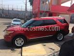 Foto venta Auto Seminuevo Ford Explorer XLT Base V6 (2011) color Rojo Cerezo precio $230,000