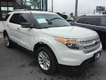 Foto venta Auto usado Ford Explorer XLT Tela (2012) color Blanco precio $245,000
