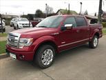 Foto venta Auto usado Ford F-150 Platinum 3.5L 4x4  (2015) color Rojo Cerezo precio $23.000.000