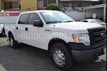 Foto venta Auto Seminuevo Ford F-150 XL 4x2 5.0L Doble Cabina (2014) color Blanco Oxford precio $255,000