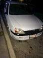 Foto venta Auto usado Ford Fiesta Hatchback Base (2001) color Blanco precio $25,000