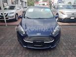 Foto venta Auto Seminuevo Ford Fiesta Hatchback SE (2016) color Azul Brillante precio $168,000
