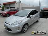 Foto venta Auto Usado Ford Fiesta Kinetic Sedan Titanium Aut (2011) color Gris Claro precio $289.000