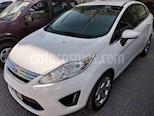 Foto venta Auto Usado Ford Fiesta Kinetic Sedan Trend (2012) color Blanco precio $305.000