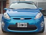 Foto venta Auto Usado Ford Fiesta Kinetic Titanium (2013) color Azul Mediterraneo precio $260.000
