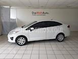 Foto venta Auto Usado Ford Fiesta Sedan S (2013) color Blanco precio $114,900