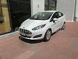 Foto venta Auto nuevo Ford Fiesta Sedan S color Blanco Oxford precio $232,600