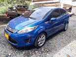 Foto venta Carro Usado Ford Fiesta Sedan SE Sportback  (2011) color Azul Flama precio $29.500.000