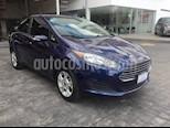Foto venta Auto Seminuevo Ford Fiesta Sedan SE (2016) color Azul precio $193,000
