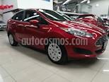 Foto venta Auto Seminuevo Ford Fiesta Sedan SE (2016) color Rojo precio $169,000