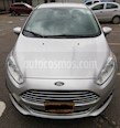 Foto venta Carro usado Ford Fiesta Sedan Titanium Aut (2016) color Plata Puro precio $40.000.000