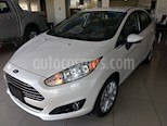 Foto venta carro Usado Ford Fiesta Sedan Titanium Aut (2018) color Blanco precio BoF3.800.000