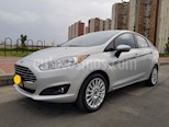 Foto venta Carro Usado Ford Fiesta Sedan Titanium (2016) color Plata Puro precio $40.000.000