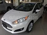 Foto venta carro Usado Ford Fiesta 1.6L Aut (2018) color Blanco precio BoF450.000