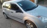 Foto venta Auto usado Ford Fiesta  5P Ambiente Plus (2008) color Gris precio $129.000