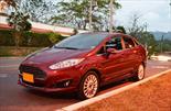 Foto venta carro usado Ford Fiesta Move Aut (2014) color Rojo Matador  precio BoF100.000.000