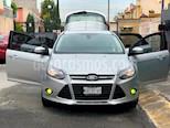 Foto venta Auto usado Ford Focus Hatchback Trend Aut (2014) color Plata Estelar precio $165,000
