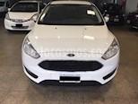 Foto venta Auto Usado Ford Focus One 5P 1.6 Edge (2016) color Blanco precio $415.000