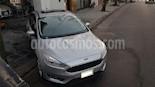 Foto venta Auto Usado Ford Focus 5P 2.0L SE Plus (2015) color Gris Mercurio precio $389.000