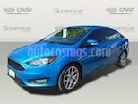 Foto venta Auto Seminuevo Ford Focus AMBIENTE 4-ptas AT (2016) color Azul precio $249,000