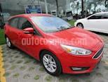 Foto venta Auto Seminuevo Ford Focus SE 5-ptas MT (2017) color Rojo precio $310,000
