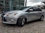 Foto venta Auto Usado Ford Focus SE Aut (2014) color Plata precio $169,000