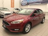 Foto venta Auto usado Ford Focus Sedan SE 4-ptas (2017) color Rojo precio $295,000