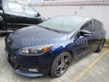 Foto venta Auto Seminuevo Ford Focus ST 5-ptas MT (2016) color Azul Cosmos precio $370,000