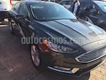 Foto venta Auto Seminuevo Ford Fusion HEV SE LUX (2018) color Blanco precio $529,900