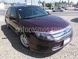 Foto venta Auto usado Ford Fusion S Aut (2011) color Champagne precio $125,000