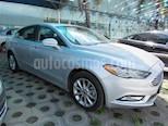 Foto venta Auto Seminuevo Ford Fusion SE ADVANCE NAV 2.5L I4 (2017) color Plata precio $469,900