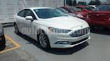 Foto venta Auto Seminuevo Ford Fusion SE LUX Hibrido (2017) color Blanco Platinado precio $385,000