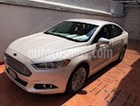 Foto venta Auto usado Ford Fusion SE Luxury (2013) color Blanco precio $180,000