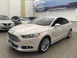 Foto venta Auto Seminuevo Ford Fusion Sedan SE LUX PLUS (2014) color Blanco precio $232,000