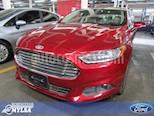 Foto venta Auto Seminuevo Ford Fusion Sedan SE LUX (2015) color Rojo precio $225,000
