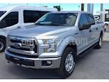 Foto venta Auto usado Ford Lobo 4 PTS. CREW CAB XLT, TA, 4X4 (2016) color Plata precio $540,000