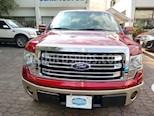 Foto venta Auto Seminuevo Ford Lobo Doble Cabina Lariat 4x4 (2013) color Rojo Rubi precio $380,000