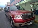Foto venta Auto usado Ford Lobo Lariat 4x2 Cabina Doble (2008) color Rojo y Oro Viejo precio $198,000