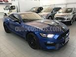 Foto venta Auto Seminuevo Ford Mustang 2 PTS. SHELBY GT, V8, TM6, PIEL, 6 CD, RA-19 (2016) color Azul precio $868,000