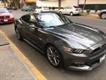 Foto venta Auto Seminuevo Ford Mustang GT Equipado 5.0L V8 Aut (2016) color Gris Nocturno precio $510,000