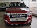 Foto venta Auto Usado Ford Ranger Limited 3.2L 4x4 TDi CD Aut (2017) color Rojo Bari precio $990.000