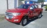 Foto venta Auto Seminuevo Ford Ranger XLT Gasolina 4x2 Cabina Doble (2017) color Rojo Manzana precio $350,000