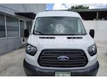 Foto venta Auto usado Ford Transit 2.2 VAN CORTA DIESEL AC 6VEL (2017) color Blanco Oxford precio $615,000