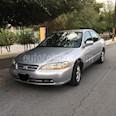 Foto venta Auto usado Honda Accord EX 2.3L (2002) color Plata precio $65,000