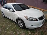 Foto venta Auto usado Honda Accord EX 2.4L (2008) color Blanco precio $125,000