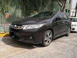 Foto venta Auto usado Honda City EX 1.5L Aut (2014) color Marron precio $179,000