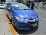 Foto venta Auto Seminuevo Honda City EX 1.5L Aut (2016) color Azul precio $225,000