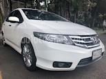 Foto venta Auto usado Honda City EX 1.5L Aut (2013) color Blanco precio $143,000