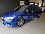 Foto venta Auto Seminuevo Honda City EX 1.5L Aut (2017) color Azul precio $229,000