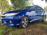 Foto venta Auto Seminuevo Honda City LX 1.5L Aut (2017) color Azul precio $200,000
